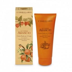 Accordo Arancio Fluid Body Cream