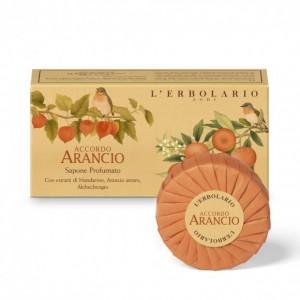 Accordo Arancio Perfumed soap