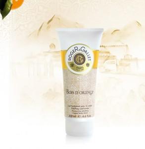 Fresh Fragrant Body lotion 200 ml. Bois d Orange