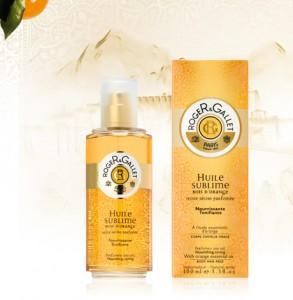 Perfumed Dry Oil. Huile Sublime 100 ml. Bois d Orange
