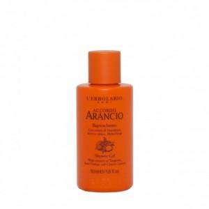 Shower Gel Accordo Arancio - travel 50 ml