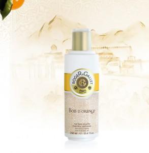Shower Products. Perfumed bath and shower gel 250 ml. Bois d Orange